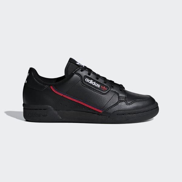 Continental 80 Schoenen zwart F99786