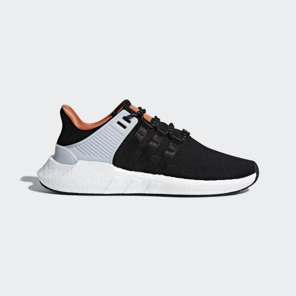 EQT Support 93/17 Shoes Svart CQ2396