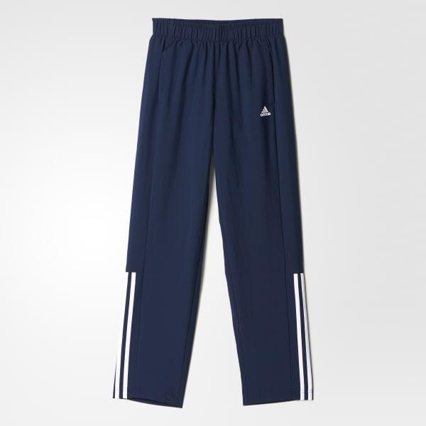 Essentials 3-Stripes Pants Blue S23289