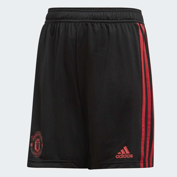 Manchester United Training Shorts Black CW7602