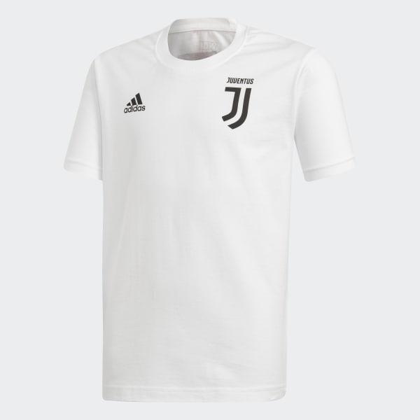 Juventus Turin Graphic T-Shirt weiß FI2372