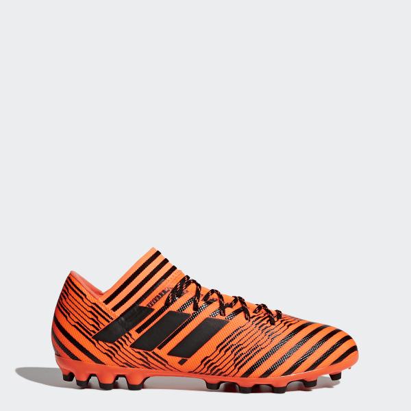 Scarpe da calcio Nemeziz 17.3 Artificial Grass Arancione S82342