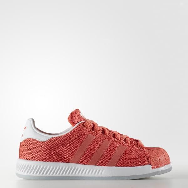 Superstar Bounce Shoes Orange BB0332
