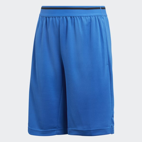 Training Cool Short blauw DJ1177