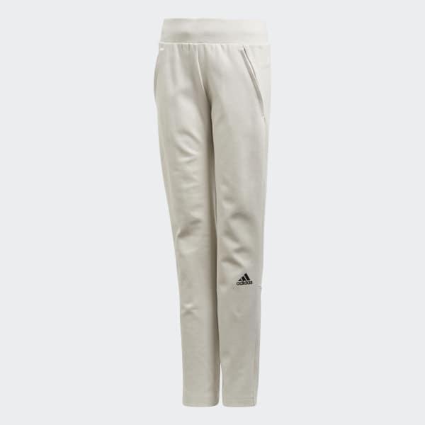 Pantalon adidas Z.N.E. Striker blanc CF6690