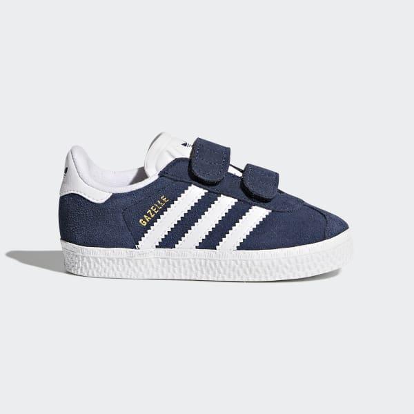 Gazelle Schuh blau CQ3138