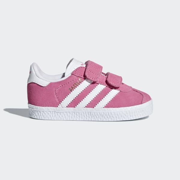 Gazelle CF Shoes Pink B41553