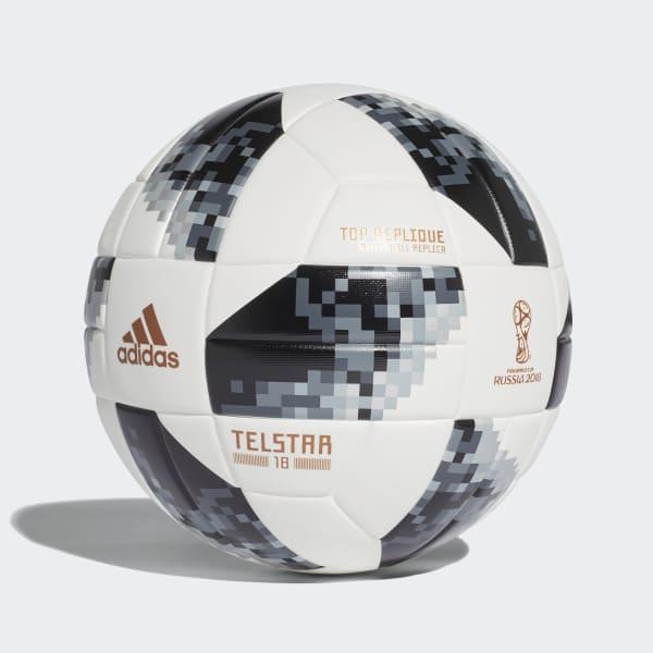 Balón Top Replique Copa Mundial de la FIFA 2018 Blanco CD8506