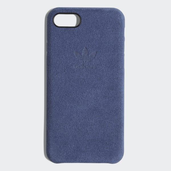 Ultrasuede Slim Case iPhone 8 paars CK6195