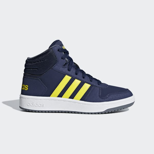 Hoops 2.0 Mid Shoes Blue B75745