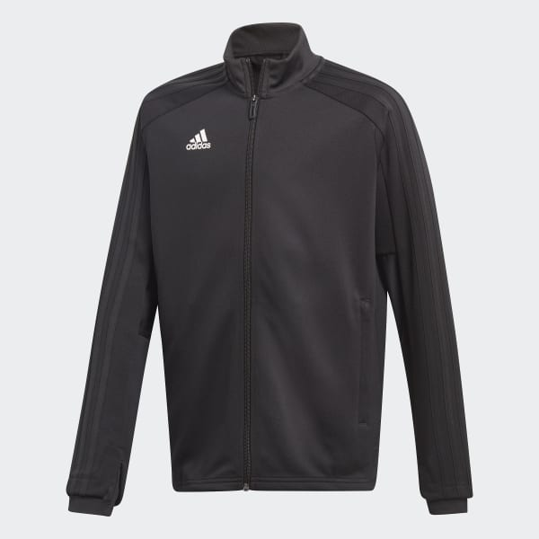 Veste d'entraînement Condivo 18 noir ED5914