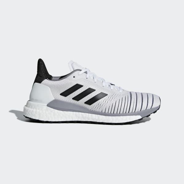 Solar Glide Shoes White BB6630