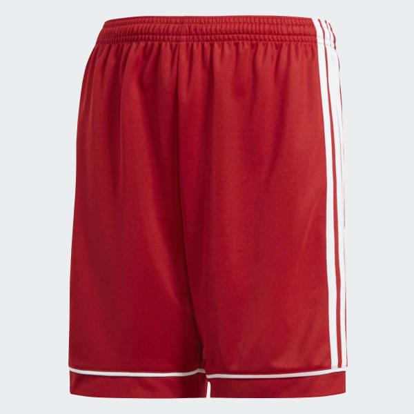 Squadra 13 Shorts Red BK4773