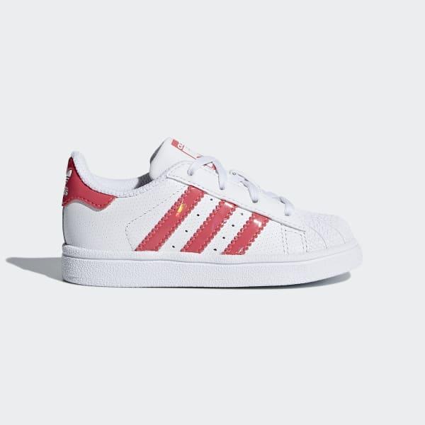 Superstar Schoenen wit DB1213