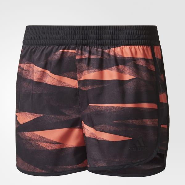 Marathon Training Shorts Orange CE6157