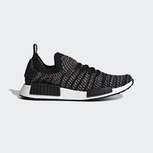 NMD_R1 STLT Primeknit Shoes Black B37636