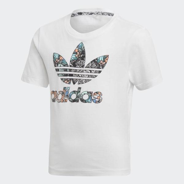 Koszulka Zoo bialy D98880