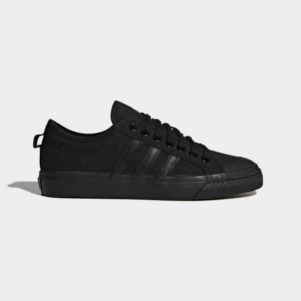 Nizza Low Schuh schwarz BZ0495
