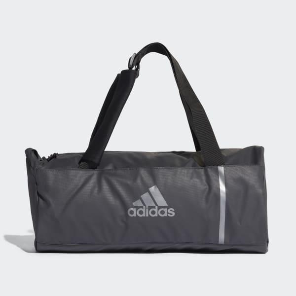 Convertible Training Duffel Bag Small Grey CG1528