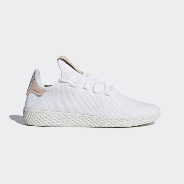 Pharrell Williams Tennis Hu Shoes White CQ2169
