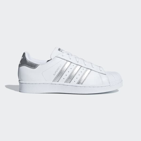 Superstar Shoes White F97387