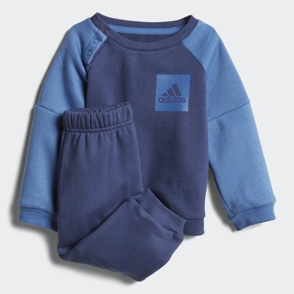Tuta Fleece Blu CF7383