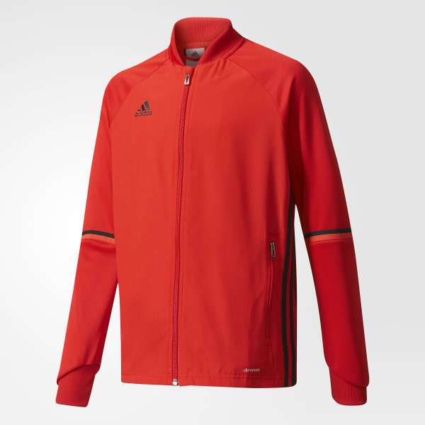 Condivo14 Training Jacket Red AN9828