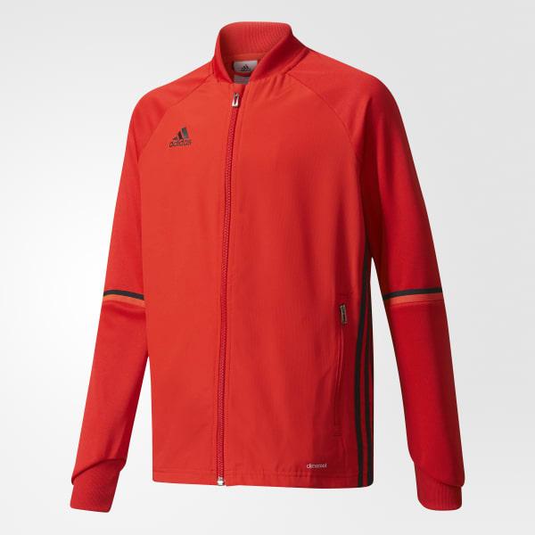 Condivo14 Training Jacket Vermelho AN9828
