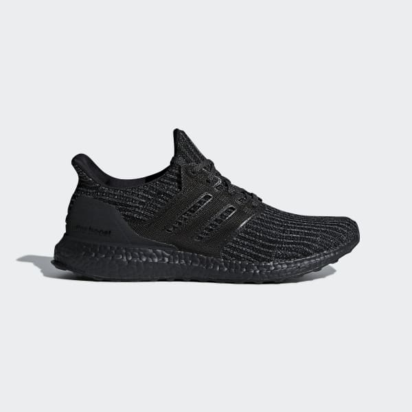 Ultraboost Schoenen zwart BB6171
