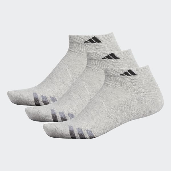 Climalite Cushioned Socks 3 Pairs Grey H77464
