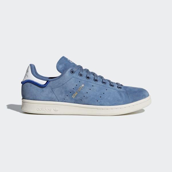Stan Smith Schoenen blauw CQ2191