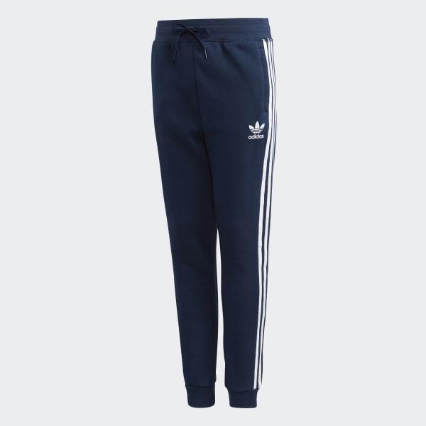 Pantaloni Fleece Blu DH2673