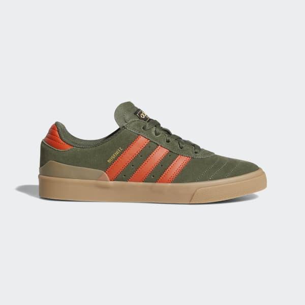 Busenitz Vulc Schuh grün B22773