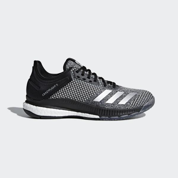 Chaussure Crazyflight X 2.0 noir CP8900
