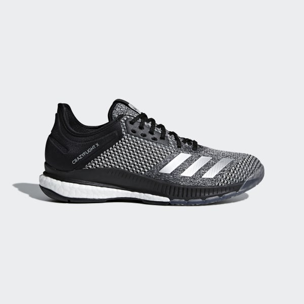 Crazyflight X 2.0 Shoes Black CP8900