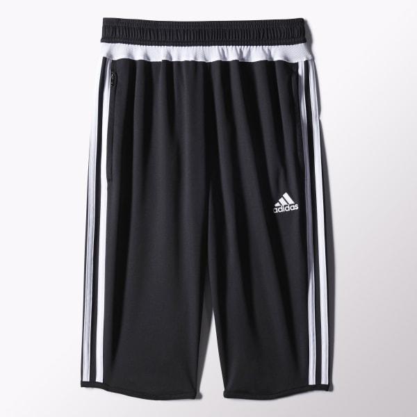 Tiro 15 Three-Quarter Pants Black M64026