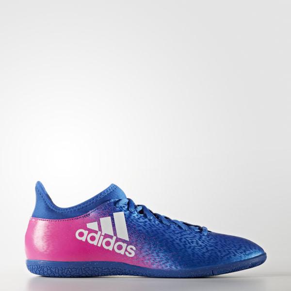 X 16.3 Indoor Boots Blue BB5678