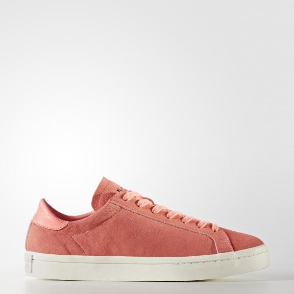 Chaussure Court Vantage orange BZ0432