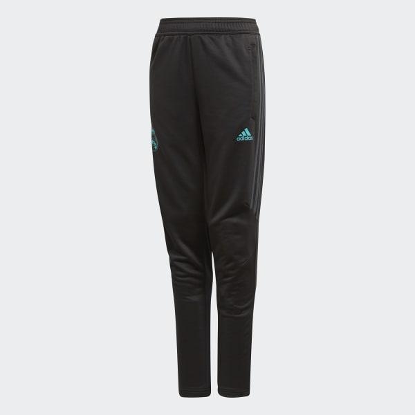 Pantalon d'entraînement Real Madrid noir BQ7936