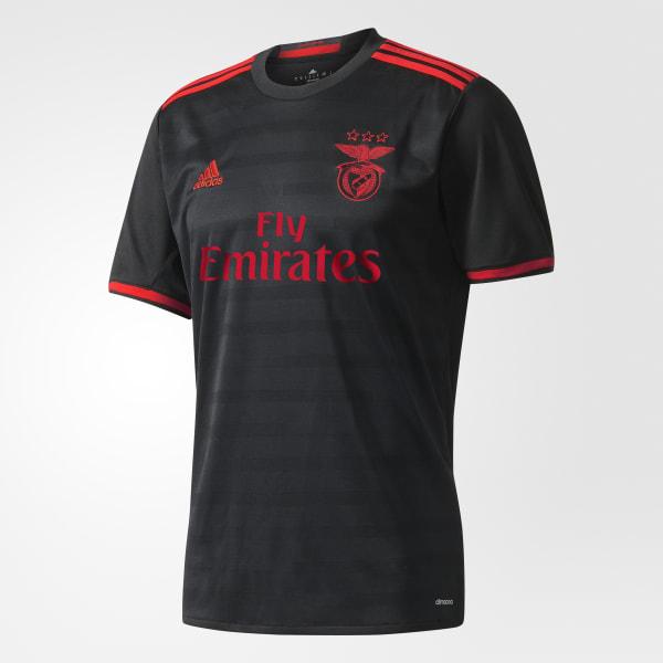 Benfica Lissabon Auswärtstrikot schwarz AI8071