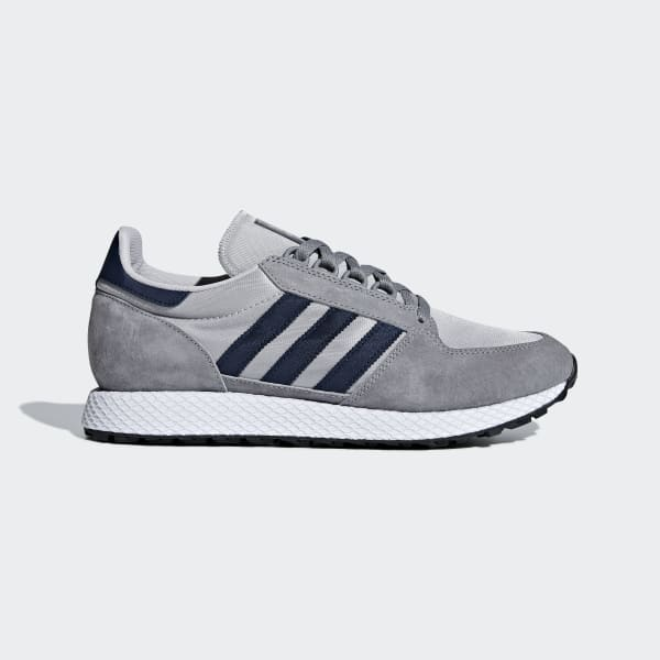 Forest Grove Shoes Grey D96631