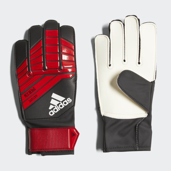 Predator Junior Gloves Black CW5606