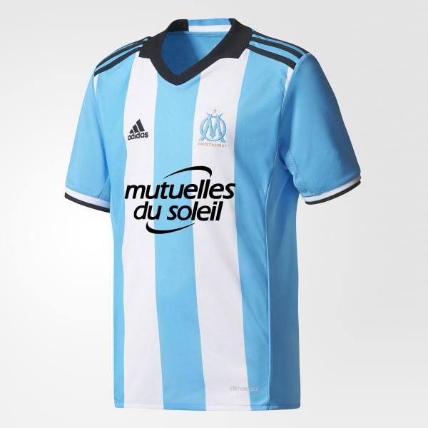 Olympique Marseille Third Jersey Blue AI8141