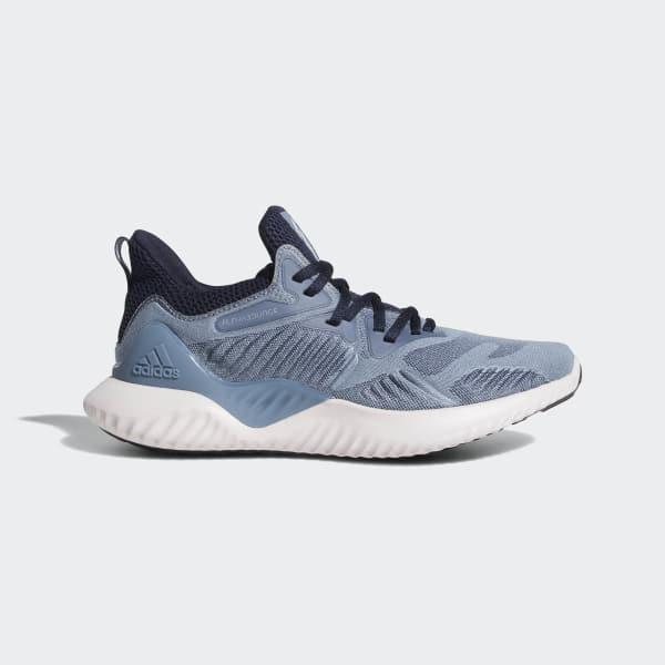 Sapatos Alphabounce Beyond Azul CG5580