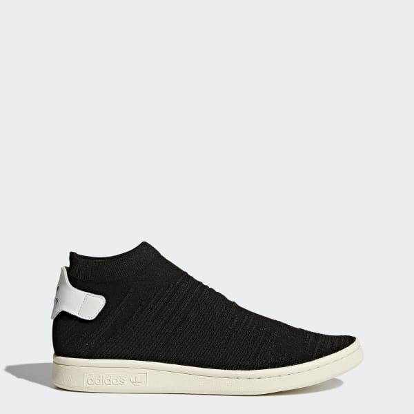 Stan Smith Shock Primeknit Shoes Black BY9251