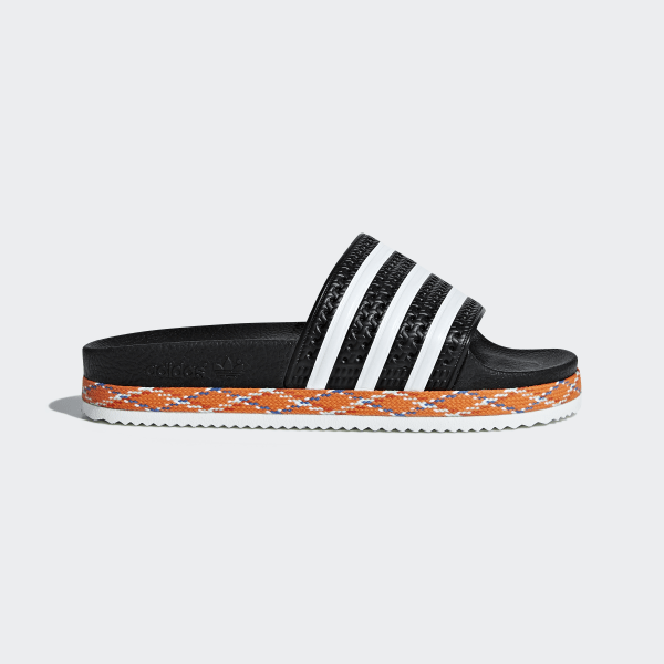 Adilette New Bold Sandals Svart AQ1124