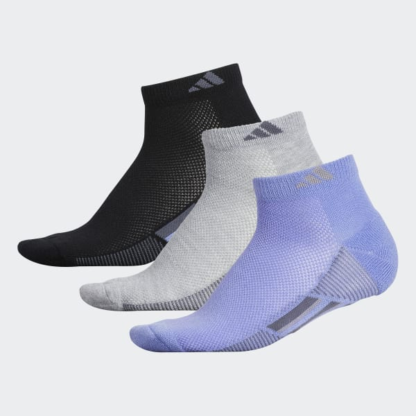 Climacool Superlite Stripe Low-Cut Socks 3 Pairs Multicolor CJ0569