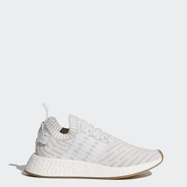NMD_R2 Primeknit Shoes White BY9954