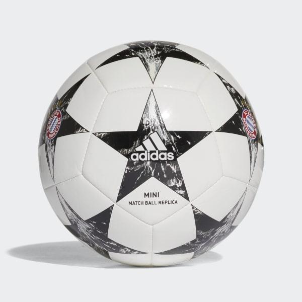 Bola FC Bayern Munich Finale 17 Mini Branco BS3472