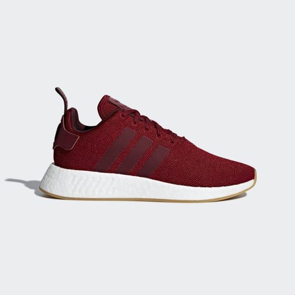 NMD_R2 Schoenen rood CQ2404